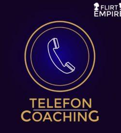 Flirtcoaching Telefoncoaching
