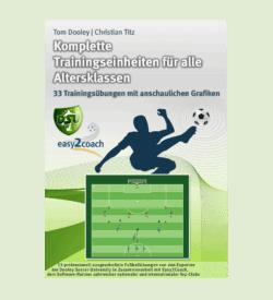 Trainingsplan Fussballübungen für dein Fußballtraining - Komplette Trainingseinheiten für alle Altersklassen - Paket 14 - 1