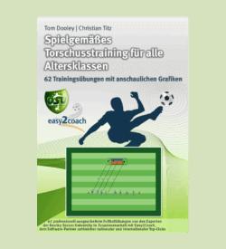 Torschusstraining Fußball Übungen für dein Fußballtraining - Spielgemäßes Torschusstraining für alle Altersklassen