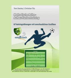 Fußball Übungen für dein Fußballtraining - Methodische Reihe: Aufbau Flankentraining