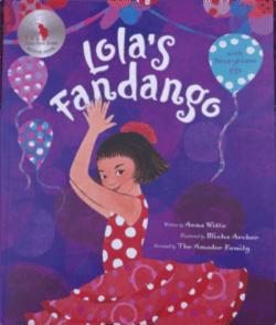 Lola's Fandango by Anna Witte