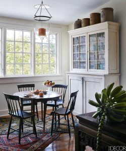 SMALL DINING ROOM FARMHOUSE IDEAS 1890'S FEELING