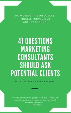 41 Questions Marketing Consultants Should Ask Potential Clients