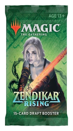 How Many Draft Boosters in Zendikar Rising Gift Edition Bundle
