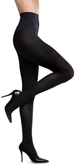 Commando Ultimate Opaque Control Top Tights | 40plusstyle.com