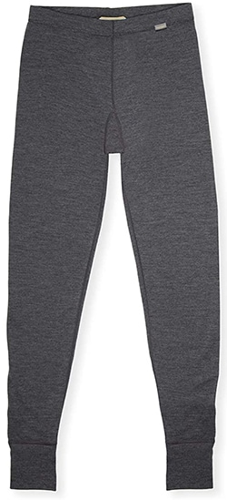 MERINO wool base layer thermals | 40plusstyle.com