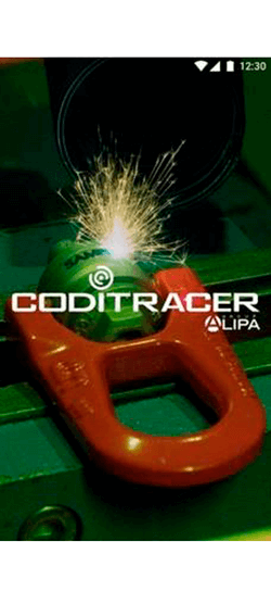 CODIPRO: A traceability and management tool of CODIPRO lifting rings
