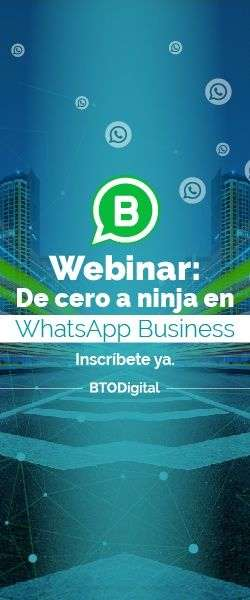 Webinar WhatsApp BTODigital
