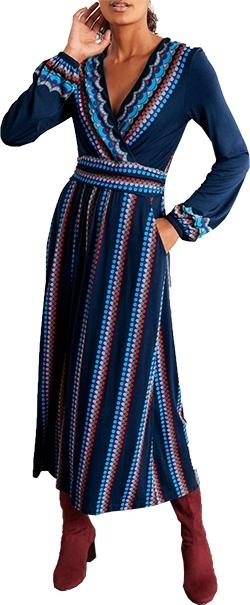 Boden dress   40plusstyle.com