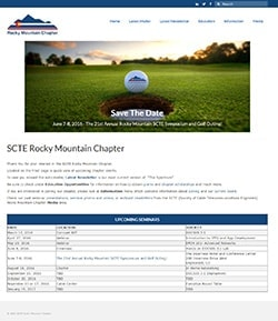 SCTE Rocky Mountain Chapter