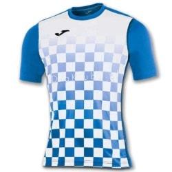 Koszulka piłkarska JOMA Flag niebiesko-biała