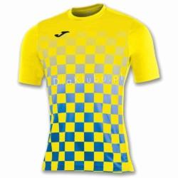 Koszulka piłkarska JOMA Flag żółto-niebieska