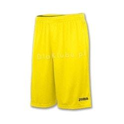 Spodenki koszykarskie JOMA Short żółte