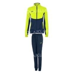 Dres treningowy damski JOMA Essential żółty fluo/czarny