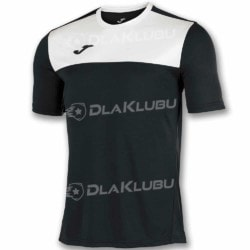 Koszulka piłkarska JOMA Winner czarno-biała