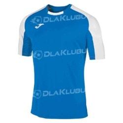 Koszulka sportowa JOMA Essential niebiesko-biała