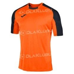 Koszulka sportowa JOMA Essential pomarańczowo-czarna