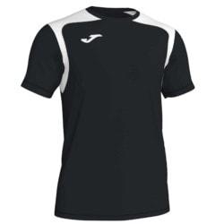 Koszulka piłkarska Champion V czarno biała