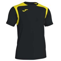 Koszulka piłkarska Champion V czarno żółta