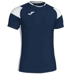 Koszulka piłkarska JOMA Crew III granatowo biała