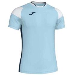 Koszulka piłkarska JOMA Crew III błękitno biała