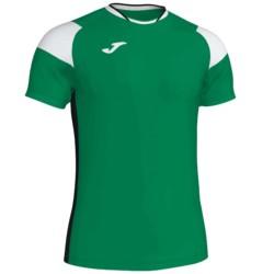 Koszulka piłkarska JOMA Crew III zielono biała
