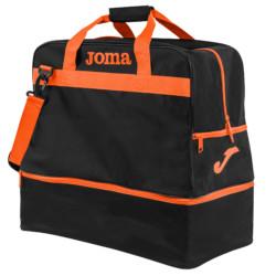 Torba treningowa Joma czarno pomarańczowa duża 400007.120