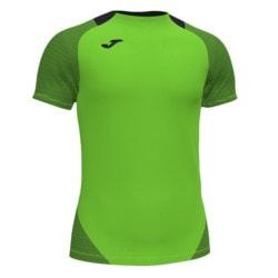 Koszulka piłkarska Joma Essential II fluo zielona 101508.021