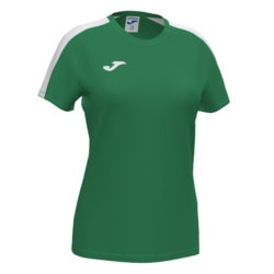 Koszulka sportowa damska Joma Academy III zielono biała 901141.452