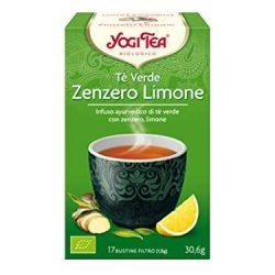 infusion de jengibre y limon