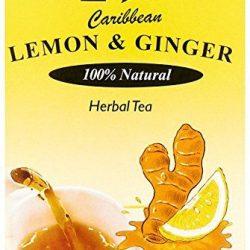 infusiones de jengibre y limon