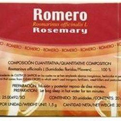 infusiones de romero