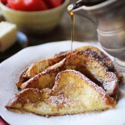 French Toast For One | One Dish Kitchen
