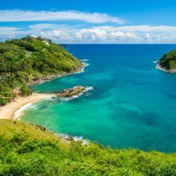 Esimest korda Phuketile