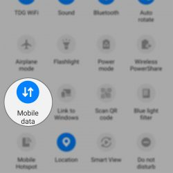 can't send mms mobile data
