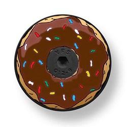 bikelangelo-chocolate-donut