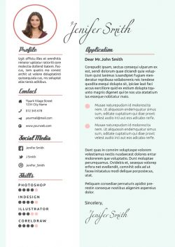 Creative Cover Letter