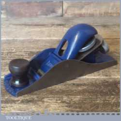Vintage Record No: 0120 Adjustable Block Plane - Fully Refurbished