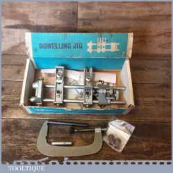 Vintage Boxed Record No: 148 Dowelling Jig- Good Condition