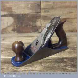 Vintage Record No: 04 SS Stay Set Smoothing Plane 1932-38 - Fully Refurbished
