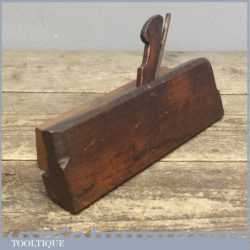 Antique Complex Moulding Plane