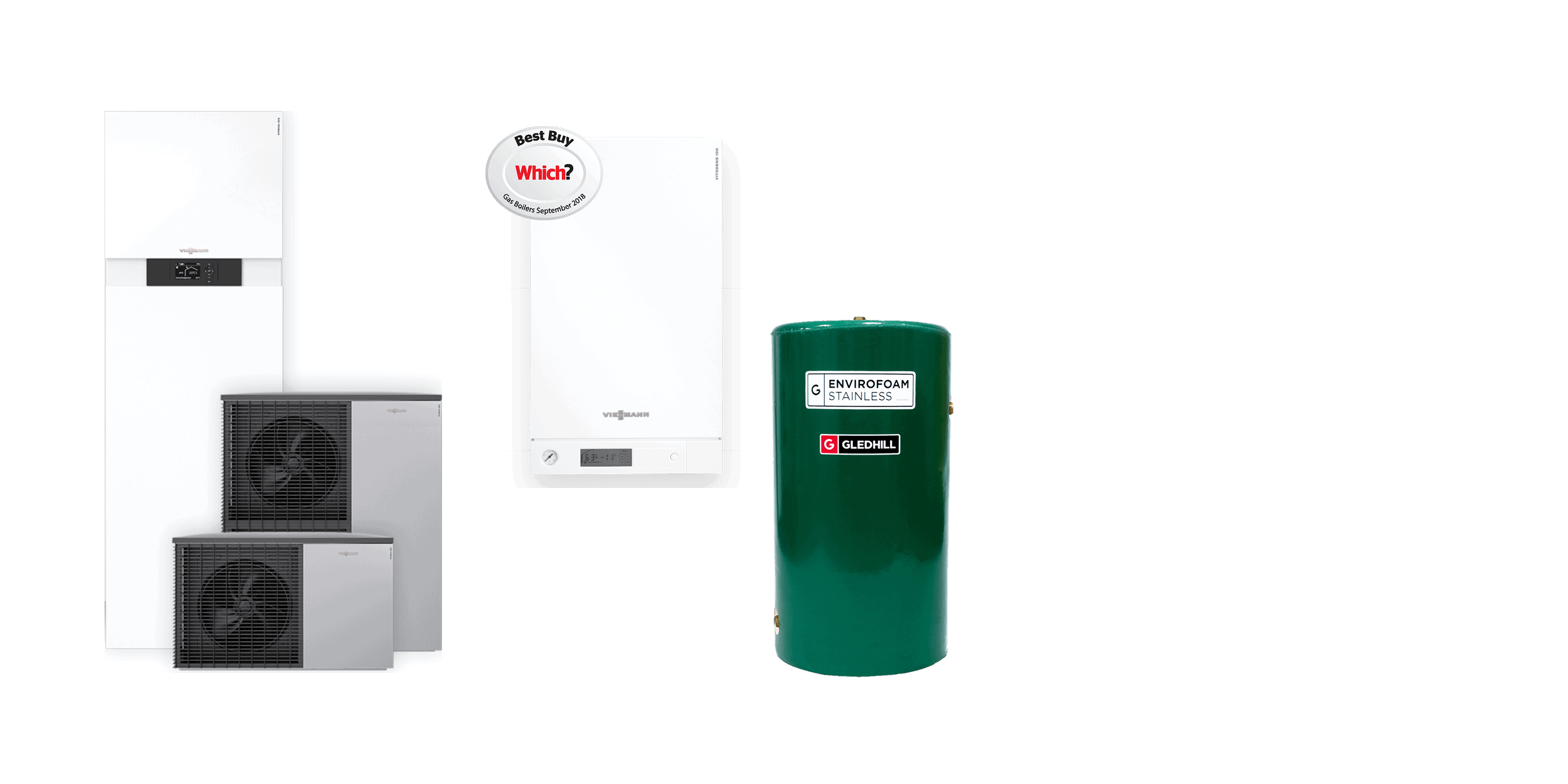 residential heating products