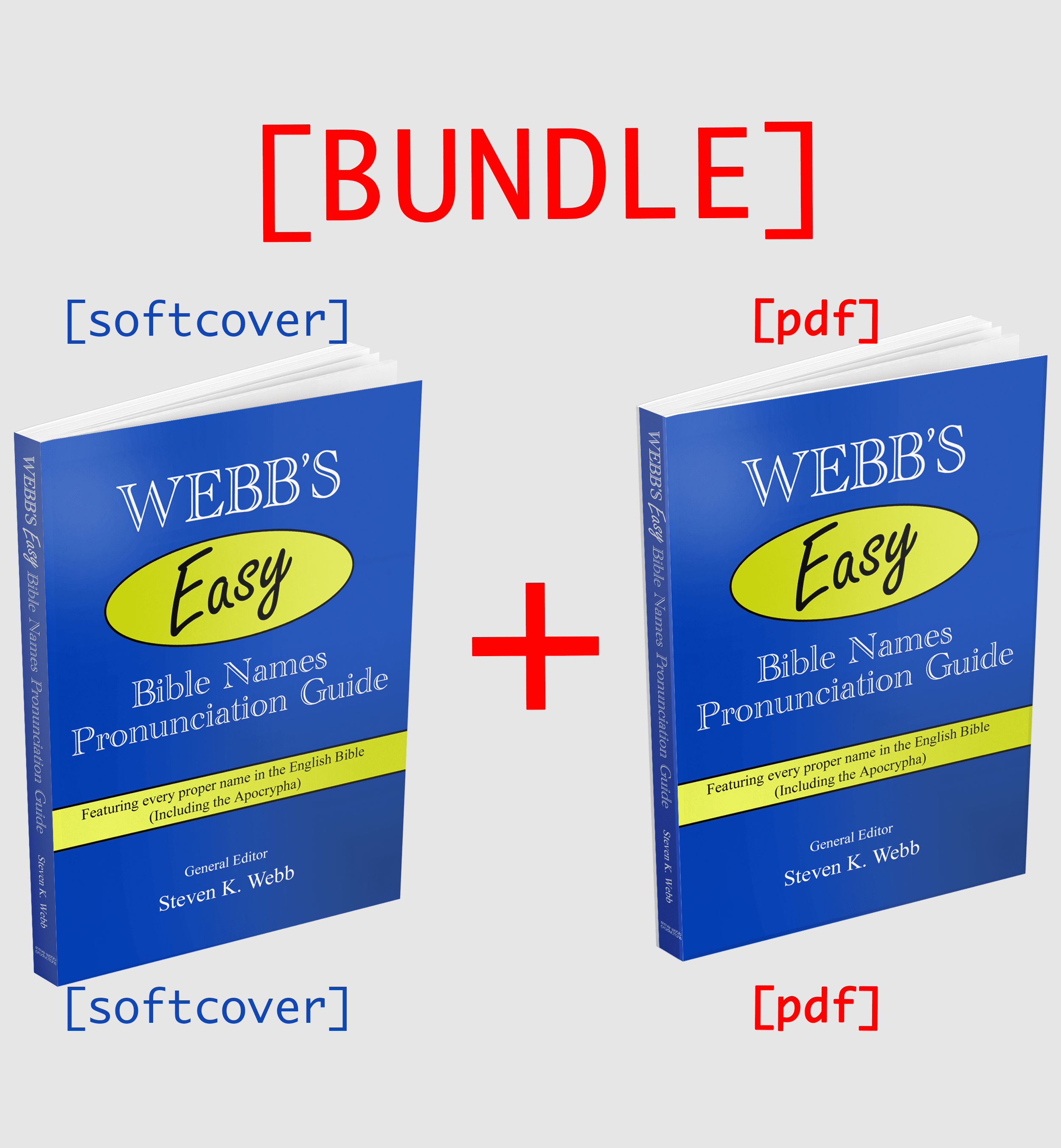 Bundle Softcover+PDF