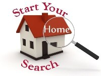Search for homes