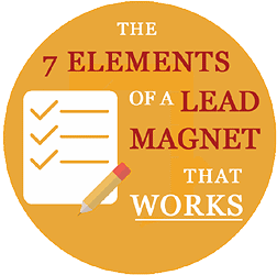 Lead Magnet Elements