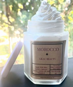 Moroccan Deep Conditioning Hair Mask