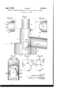 Aug 9 1936, Vogel Patent