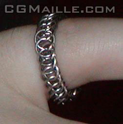 Beautiful chainmaille jewelry definition to get you started making chainmaille
