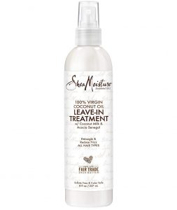 SheaMoisture Coconut Oil Leave-in Conditioner Treatment