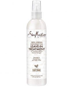 SheaMoisture Coconut Oil Leave-in Conditioner Treatment